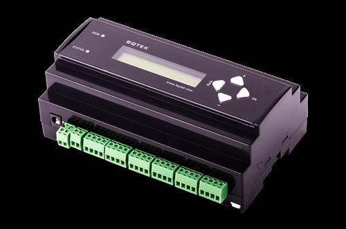Cep telefonu ile cihaz kontrolü ve alarm sistemi